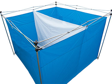 おたすけテント間仕切り幕2.3m