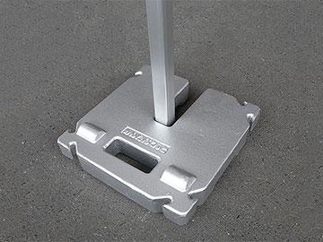 加重プレート:鋳物製 20kg